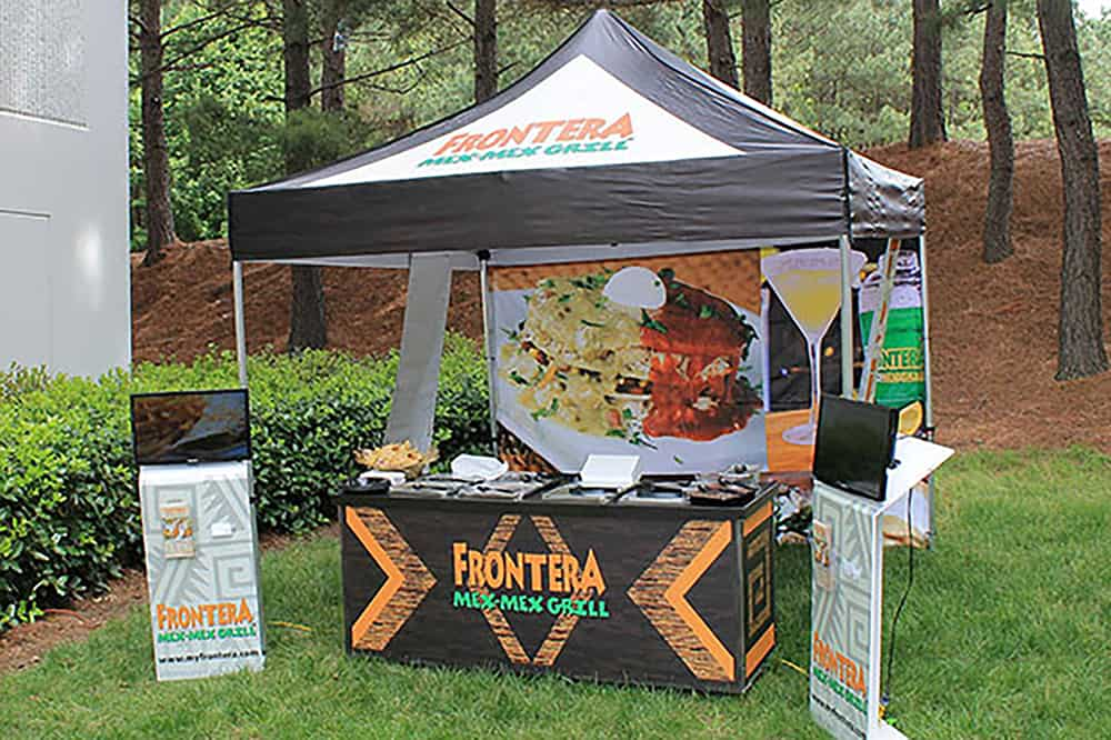 Frontera-catering
