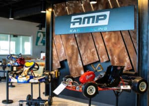 AMP interior design